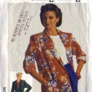 Simplicity 7286 Misses Double Breasted Jacket Sewing Pattern Size 10
