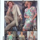 Simplicity 7312 Misses Dress Jacket Top Skirt Sewing Pattern Sz 16
