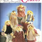 Simplicity Crafts 7421 Sock Bunny, Clothes Vintage Sewing Pattern