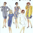 Simplicity 7787 Misses Dress, Jacket Sewing Pattern Size 12, 14, 16