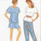 Simplicity 7810 Misses Top Pants Shorts Sewing Pattern Sz 6, 8, 10, 12