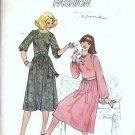 Simplicity 7952 Misses Dress 70s Vintage Sewing Pattern Size 12