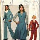Simplicity 8155 Misses Jacket, Vest, Pants, Skirt Sewing Pattern Sz 9