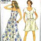 Simplicity 8352 Misses Sundress, Jumpsuit Sewing Pattern Sz 8, 10, 12