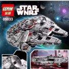 Star Wars Millennium Falcon Ultimate Collectors (LEGO 10179 compatible)