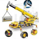 Kazi 8045 City Crane Building Block Set