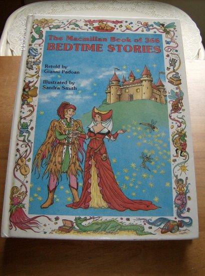 Bedtime storie 365-The MacMillan Book