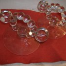 glass candle holders(pr)