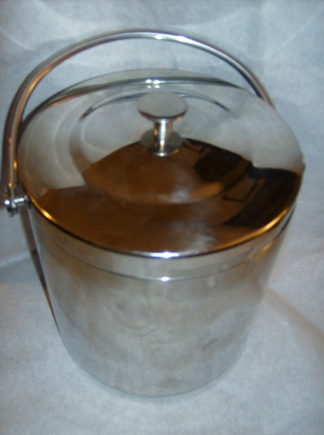 F.B. Rogers silver company - Antique Silver Ice Bucket