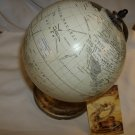 Handcrafted small world globe