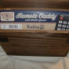 Wembly remote caddy with bottle opener