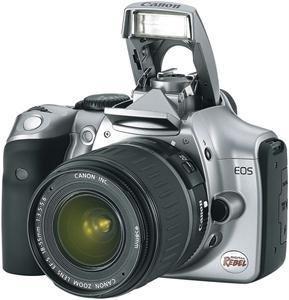 CANON 0206B001 8.0 Megapixel Di/ tal Rebel XT SLR Camera