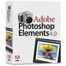 Adobe Photoshop Elements 4.0 - Cd With Free digital Camera