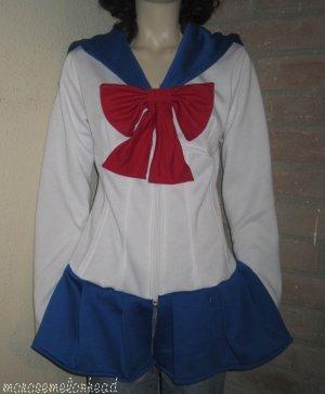 Sailor Moon Corset Hoodie