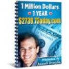 1 Million Dollars in 1 Year