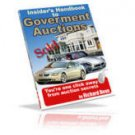 Insider's Handbook to Government Auctions