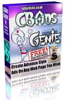 CBAds Genie
