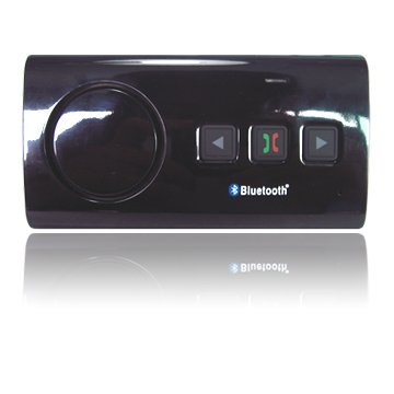 Bluetooth Handfree Car kit-Full duplex, noise and echo cancellation