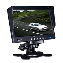 Rear-View Monitor-Wireless  feature  is  optional  for  both  monitor  and  camera