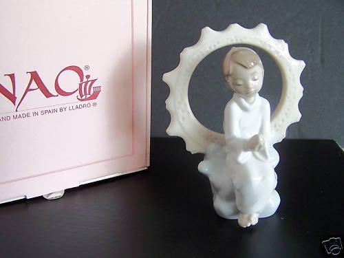 NAO by LLADRO Jesus Loves You Porcelain Figurine NIB