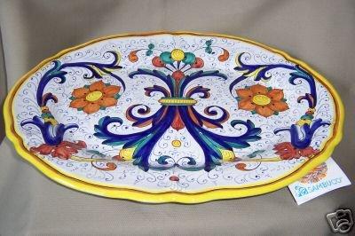 SAMBUCO Serving Platter Large  Italy New
