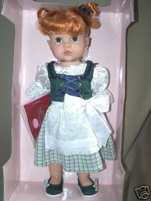 GOTZ (Goetz) Munich Doll Hildegard Gunzel Limited NIB