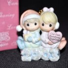 PRECIOUS MOMENTS Our First Christmas Together 2003 NIB