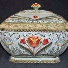 FITZ and FLOYD Glennbrook Soup Tureen Covered Vegetable Bowl NIB