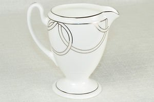 WATERFORD Fine China Halo Creamer NIB