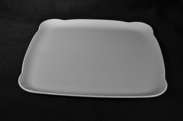 VILLEROY & BOCH Charm and Breakfast Large Square Plate Platter New