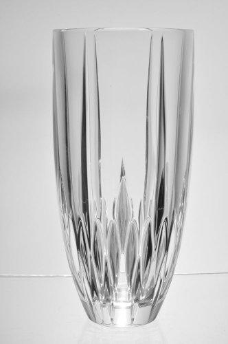 "WEDGWOOD Vera Wang Crystal Duchesse Vase 9"" New"