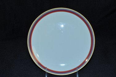 WATERFORD Fine Bone China David Scarlet Salad Plate by Marc Jacobs New
