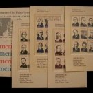 Scott 2219a Ameripex 86 US Presidents 36 x 22¢