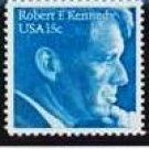 Scott #1770 Robert F. Kennedy single stamp 15¢