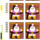 Scott #1800 CHRISTMAS - Santa Claus Christmas tree ornament 1979 stamp plate block 20 x 15¢