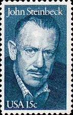 Scott #1773 JOHN STEINBECK � 1979 single stamp denomination 15¢