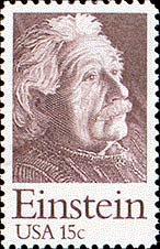 Scott #1774 ALBERT EINSTEIN � 1979 single stamp denomination 15¢