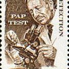 Scott #1754 EARLY CANCER DETECTION - Dr. George Papanicolaou – 1978 single stamp denomination 13¢