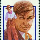 Scott #1801 WILL ROGERS - Performing Arts 1979 single stamp denomination: 15¢