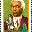 Scott #1804 BENJAMIN BANNEKER - Black Heritage 1980 single stamp denomination: 15¢