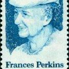 Scott #1821 FRANCES PERKINS 1980 single stamp denomination: 15¢