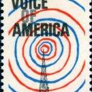 Scott #1329 VOICE OF AMERICA 1967 single stamp denomination: 5¢