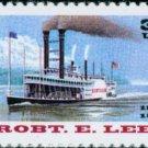 Scott #3091 ROBERT E. LEE – RIVERBOATS single stamp denomination: 32¢