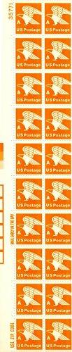 Scott #1743 A-RATE 1978 stamp plate block 20 denomination: 15¢