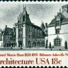 Scott # 1929 BILTMORE HOUSE - American Architecture1981 single stamp denomination: 18¢