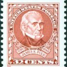 Scott #2587 James K. Polk 32¢