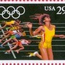 Scott # 2557Aa  OLYMPICS strip/5 29¢