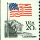 Scott #1896 FLAG OVER SUPREME COURT 1981