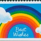 Scott #2396 BEST WISHES 1988