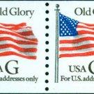 Scott #2889 'G' RATE OLD GLORY - FLAG  1994